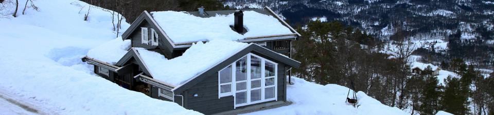 Attraktive, sentralt plasserte hyttetomter i Jølster